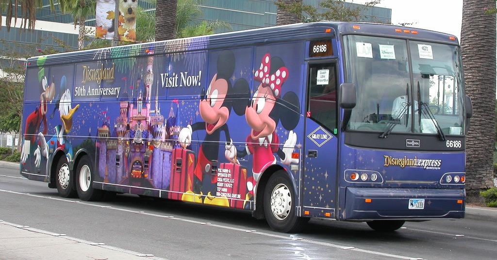 Do Disneyland Hotels have Airport Shuttles