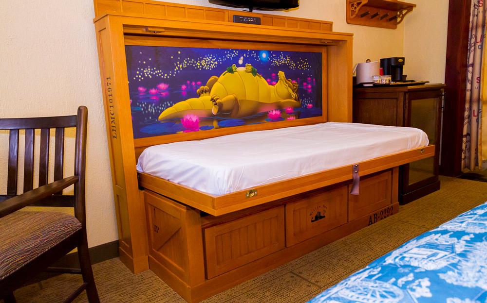 Do Rooms at Port Orleans Riverside Sleep 5