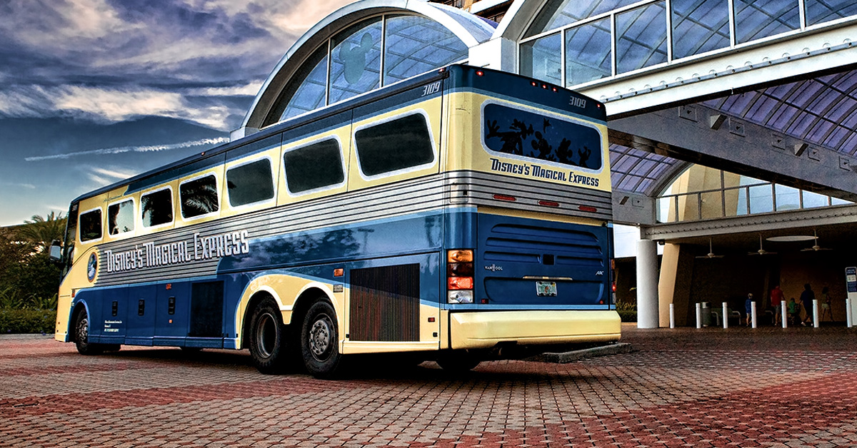Can I book Disney's Magical Express Online
